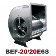 سانتریفیوژ دمنده دو طرفه فوروارد (900دور تک فاز)BEF-20-20E6S