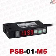 کنترلر و سنسور فشار PSB-01 فشارمثبت 0تا1+Bar (مستطیلی)