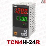 ترموستات-مدل اقتصادی TCN4H-24R دو نمایشگره 96*48