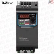 اینورتر LITE-ON تایوان مدل EVO600021S0D2 تکفاز 0.2kw