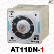 تایمر آنالوگ آتونیکس AT11DN-1 مولتی رنج سوکتی 48*48